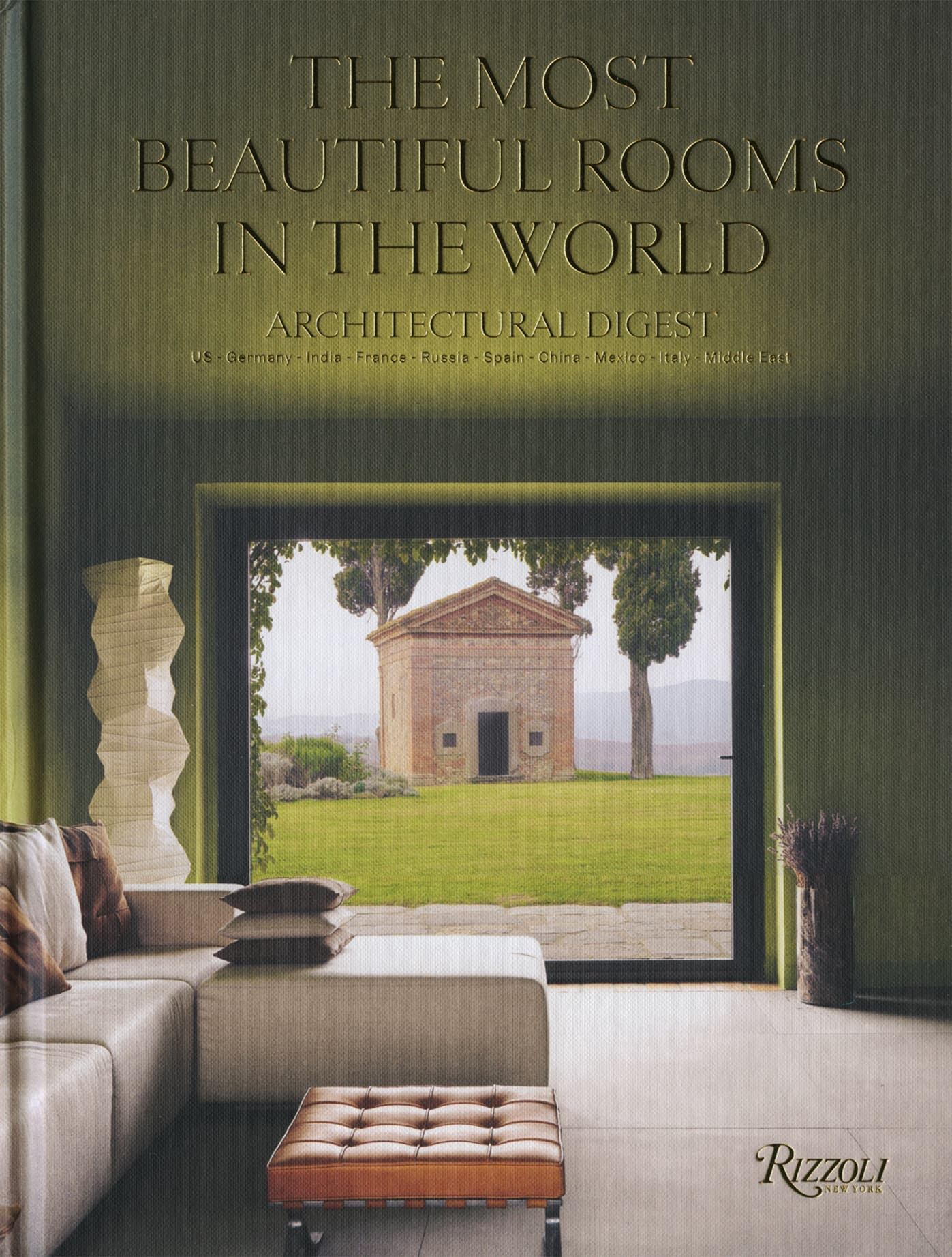 AD - The most beautiful rooms in the world