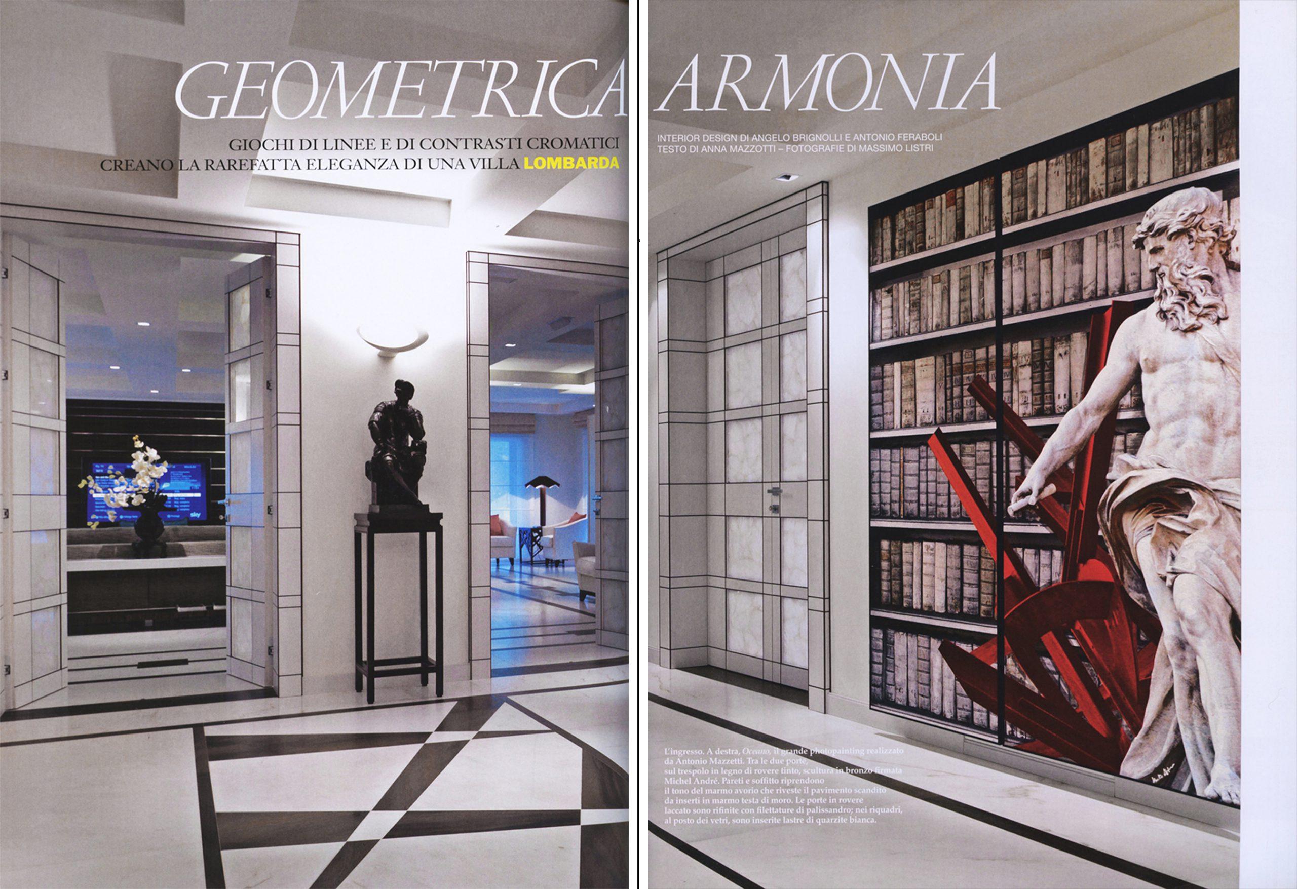 AD - Geometrica armonia